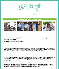 Community Foundation for Saint Vincent and the Grenadines Thumbnail